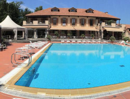 Piscina Hotel Dei Giardini
