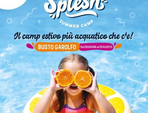 Splesh summer camp